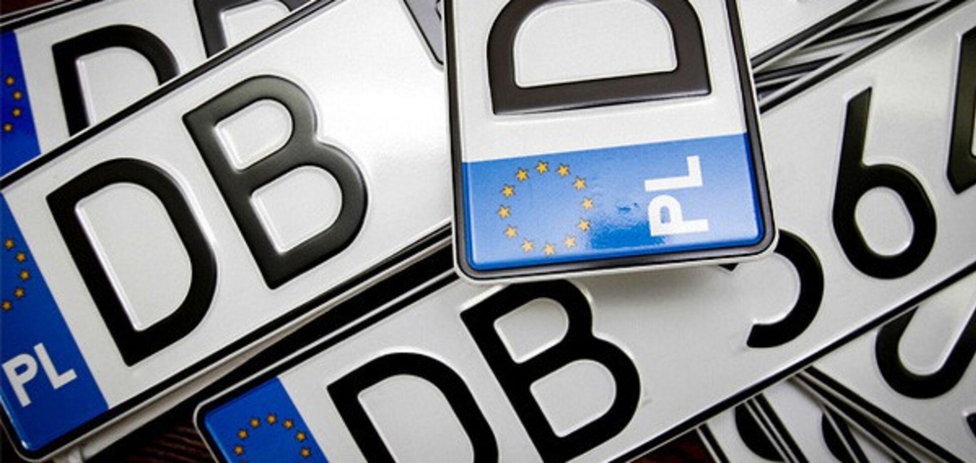 Авто на єврономерах: парадокс на парадоксі
