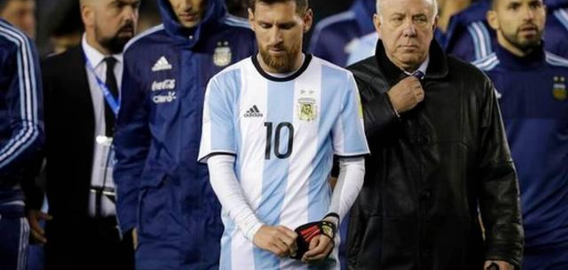 Аргентина - Венесуела 1-1