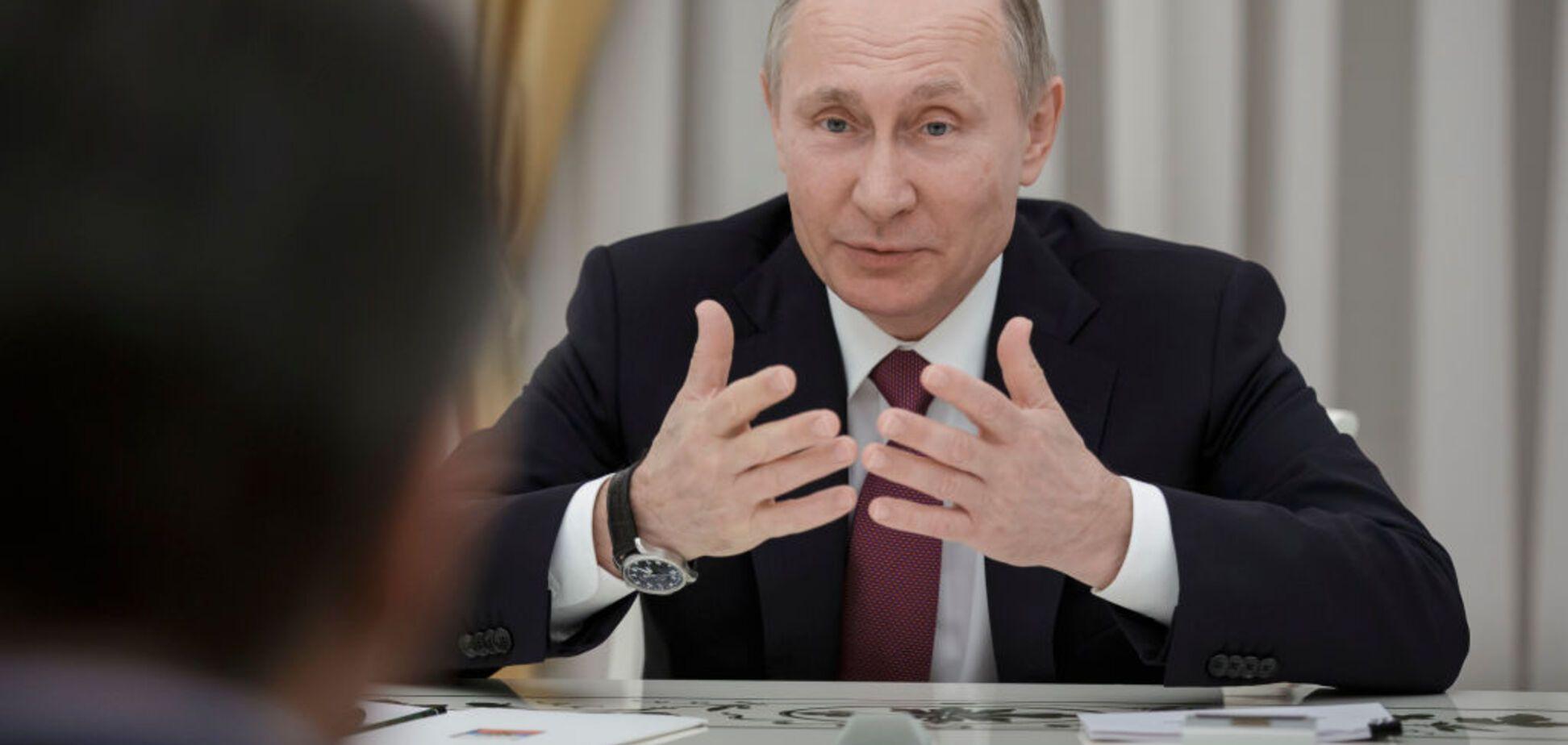Путин признался, с кем на самом деле воюет на Донбассе: в России указали на важный нюанс