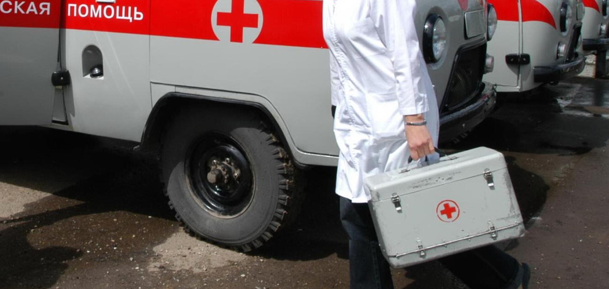Лікарям швидкої допомоги можуть підвищити зарплати