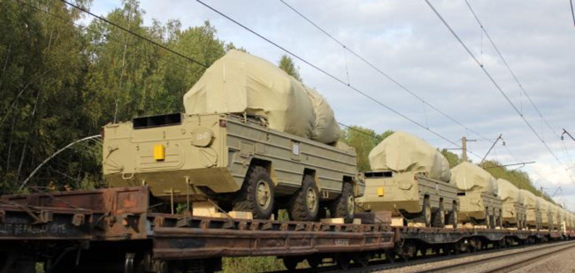 Військова техніка Росії