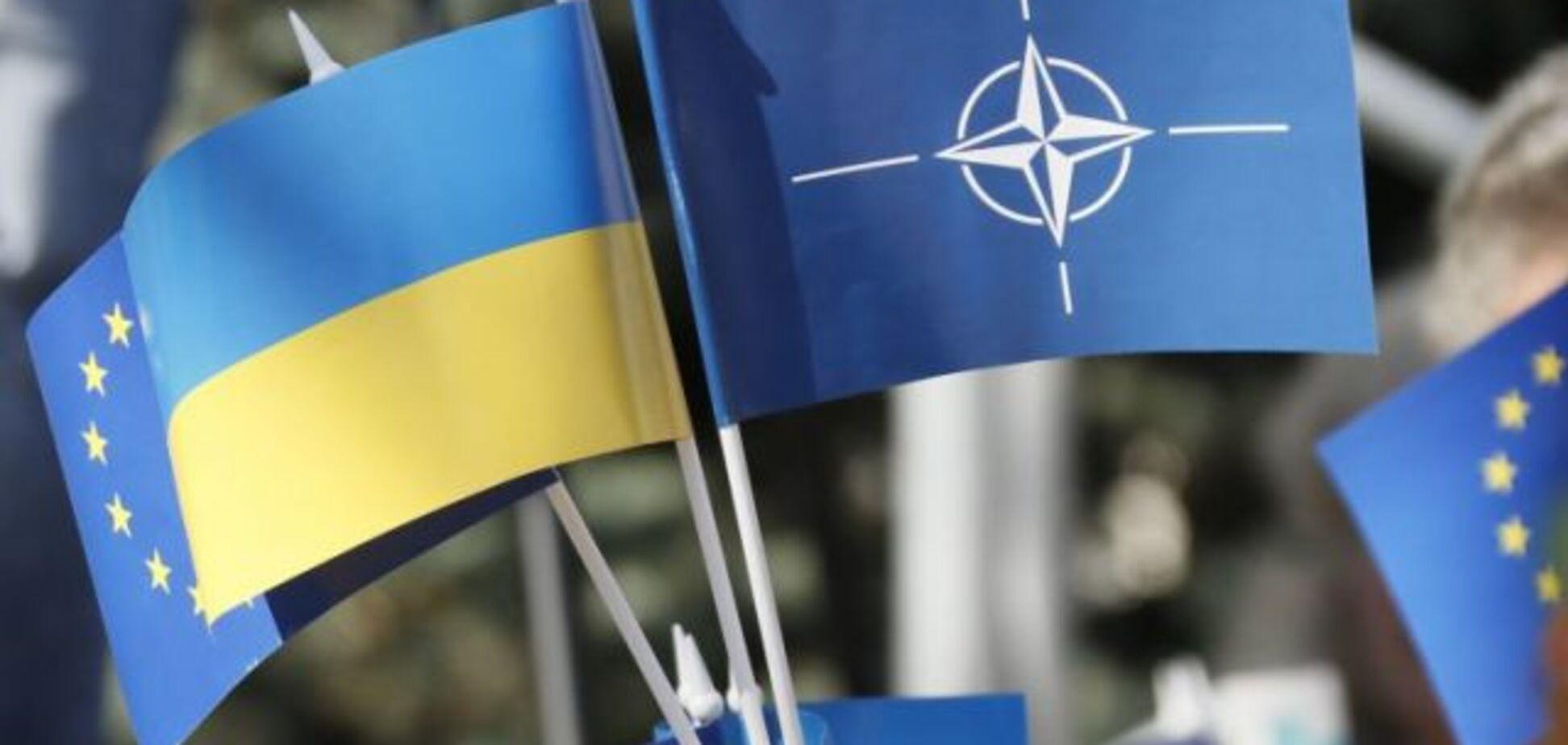 'ЄС і НАТО - кінцева мета': президент пояснив, як Україна досягне вступу