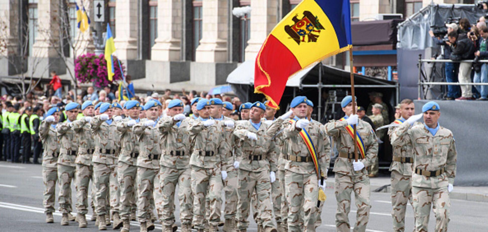 Додон решил учинить расправу над военными за участие в украинском Rapid Trident