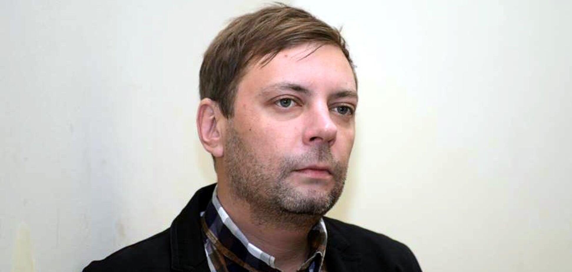 Злостный 'экстремист': в России заочно арестовали пресс-секретаря 'Правого сектора'