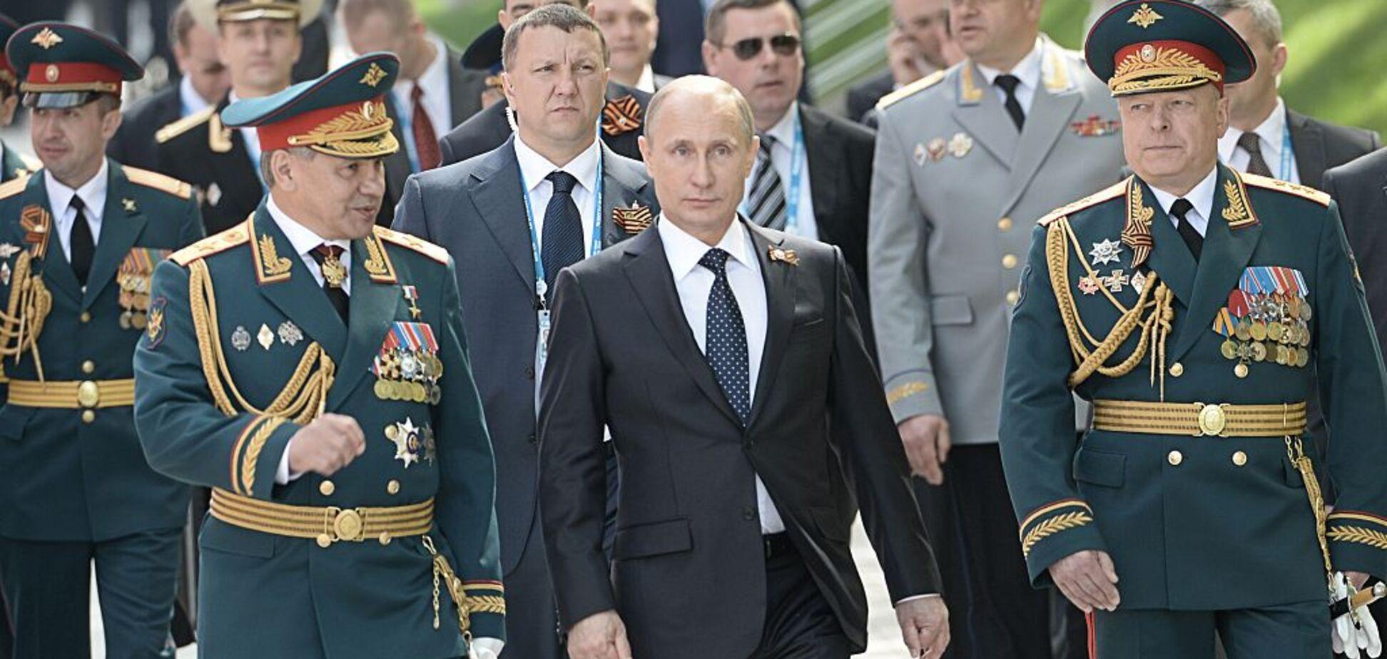 'Эта проблема чисто инструментальная': в РФ пояснили, зачем Путину война с Украиной