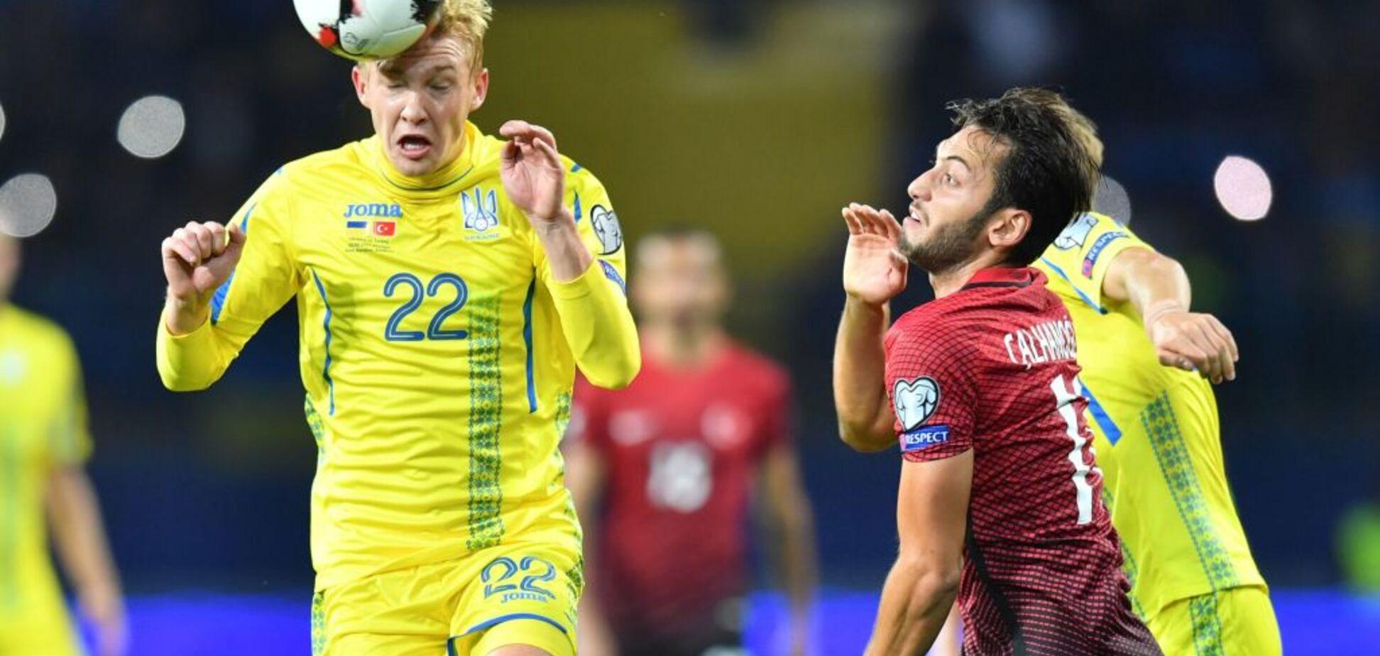 'Учитывая вражду с Россией': в Англии наехали на форму сборной Украины