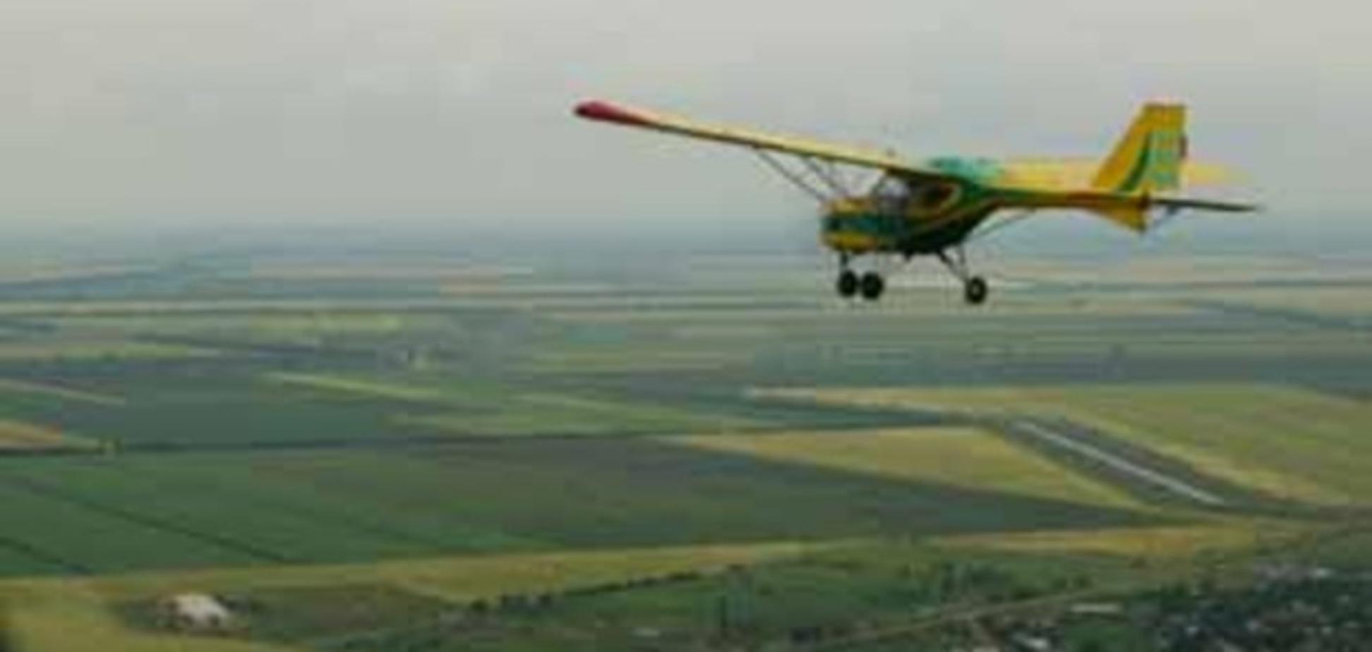 У Харківській області відкрили вогонь по приватному літаку, який пролітав над військовою частиною