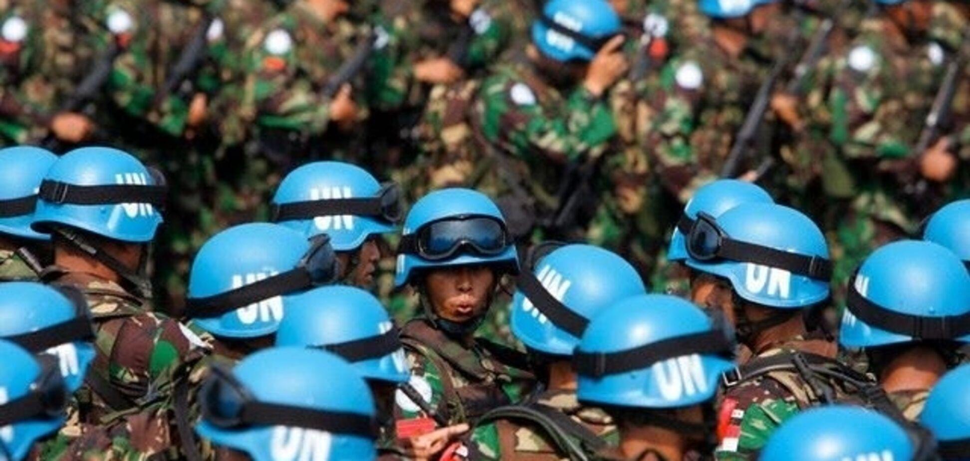 Миротворці ООН: варіант деокупації чи чергова маніпуляція Кремля