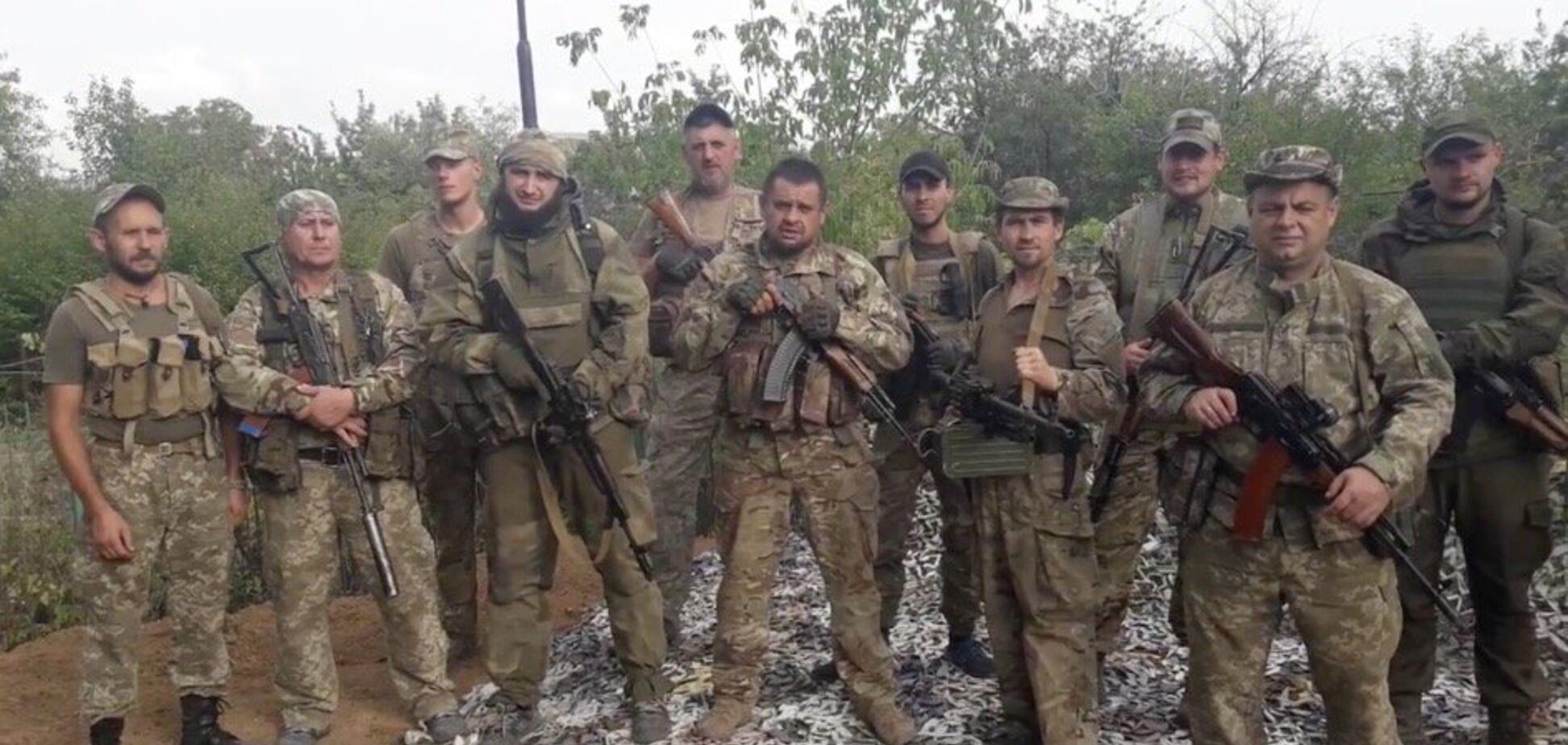 Генерал, который оскорбил добровольцев, отозван из зоны АТО