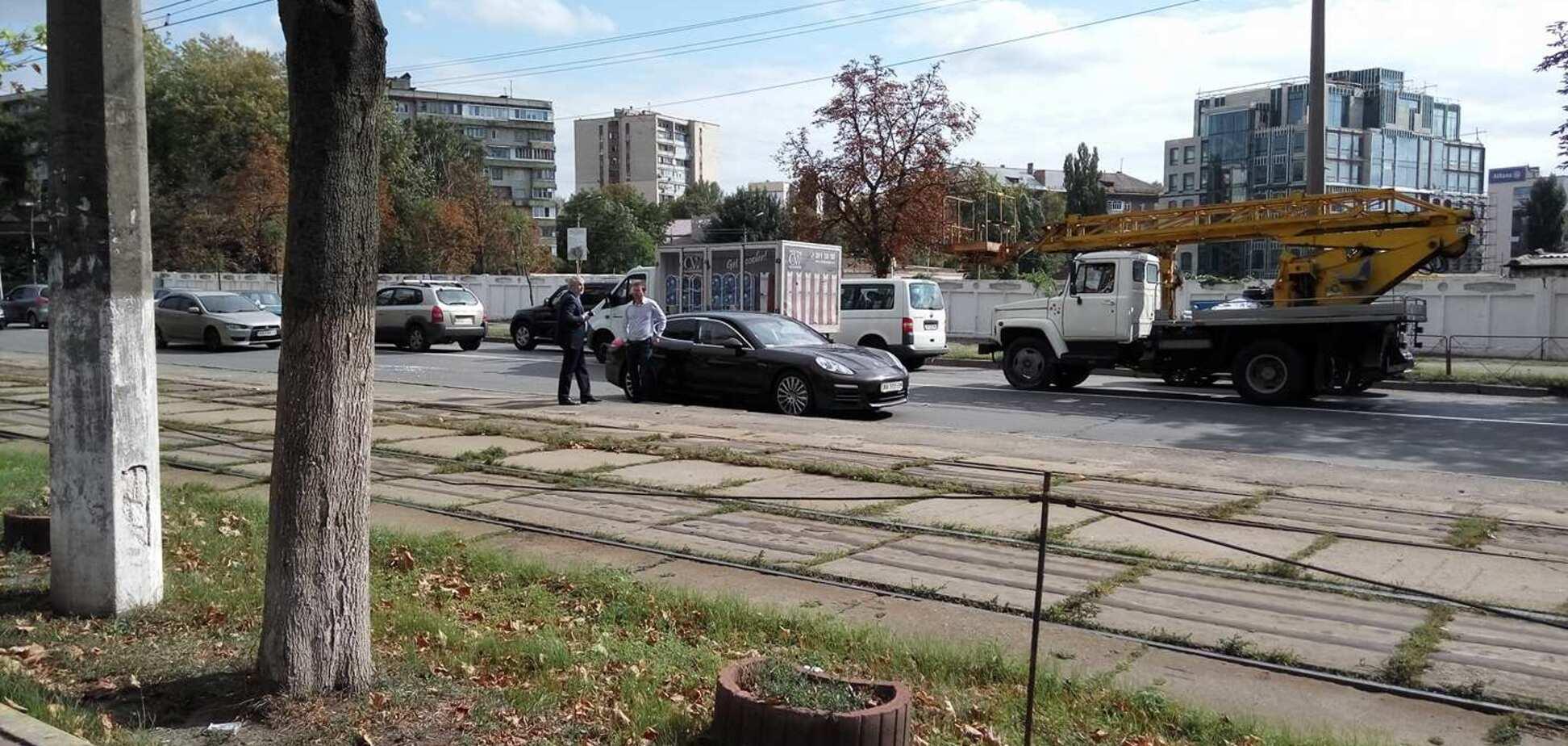Стрельба на Дегтяревской