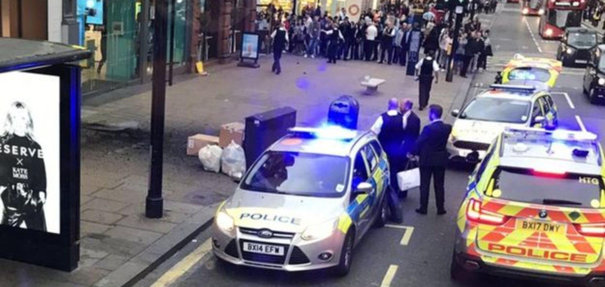 В центре Лондона прогремел взрыв: есть пострадавший