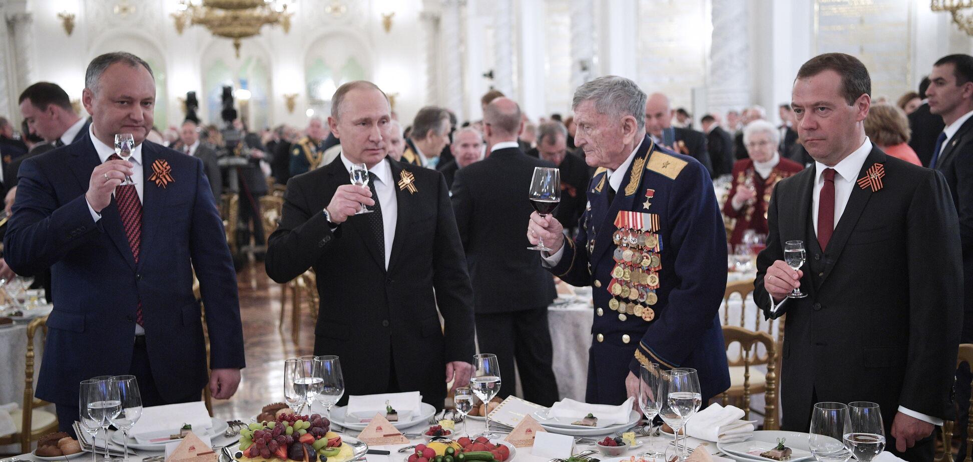 Додон і Путін