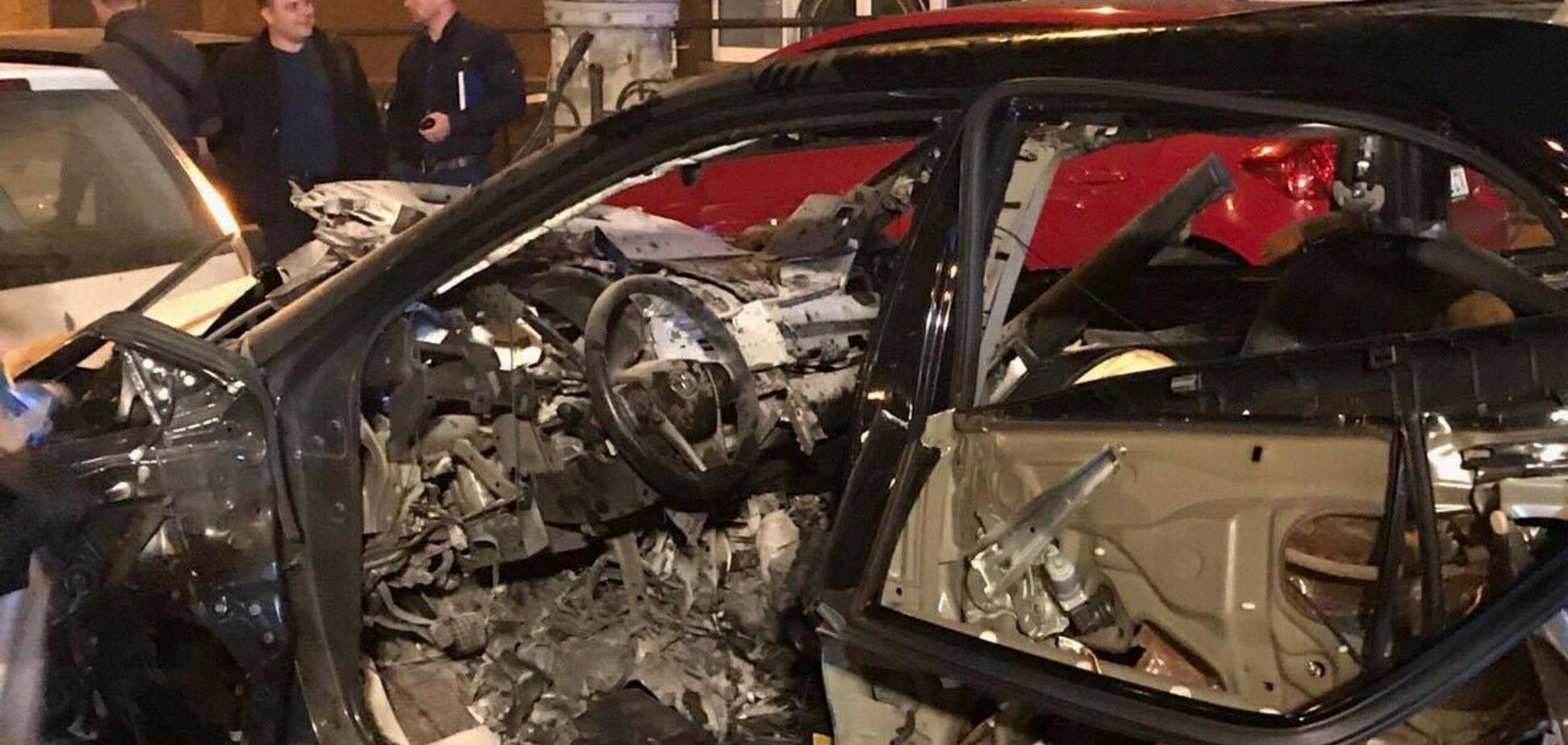 Потужний вибух у центрі Києва: названі ймовірні версії трагедії