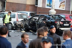 'Бомба була в салоні': з'явилися деталі вибуху в центрі Києва