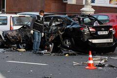 Вибух у Києві: з'явилися новини з приводу імен постраждалих