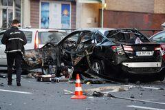 Підрив авто в Києві: медики повідомили моторошні дані про стан постраждалої