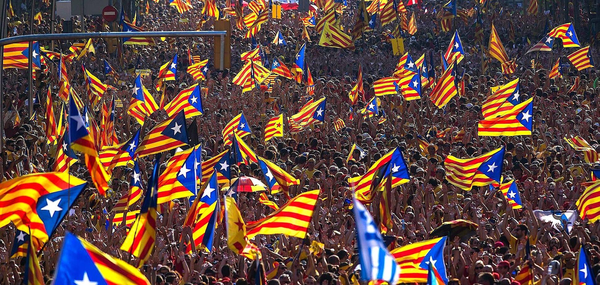 Кризис в Каталонии: Испания назвала свои потери от сепаратизма
