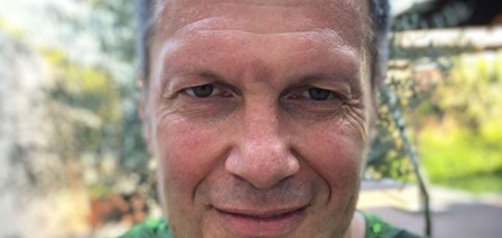 'Намагався замилити': топ-пропагандиста Путіна спіймали на 'втечі'