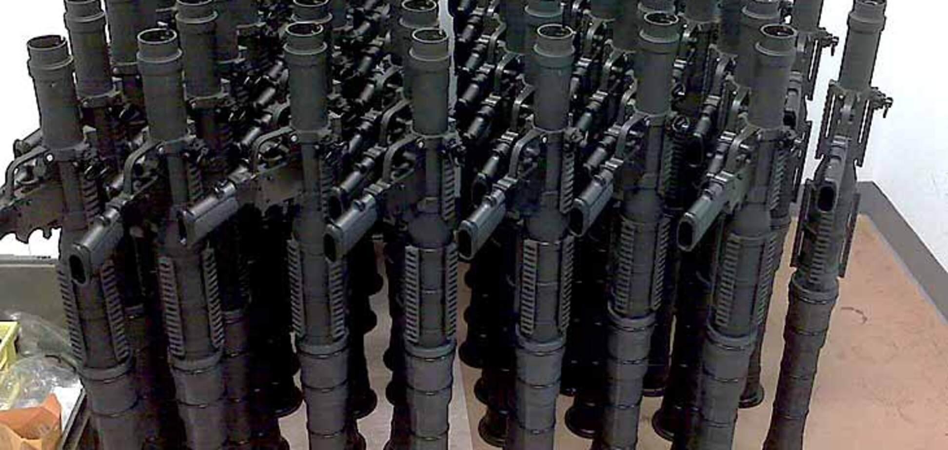 Летальное оружие США