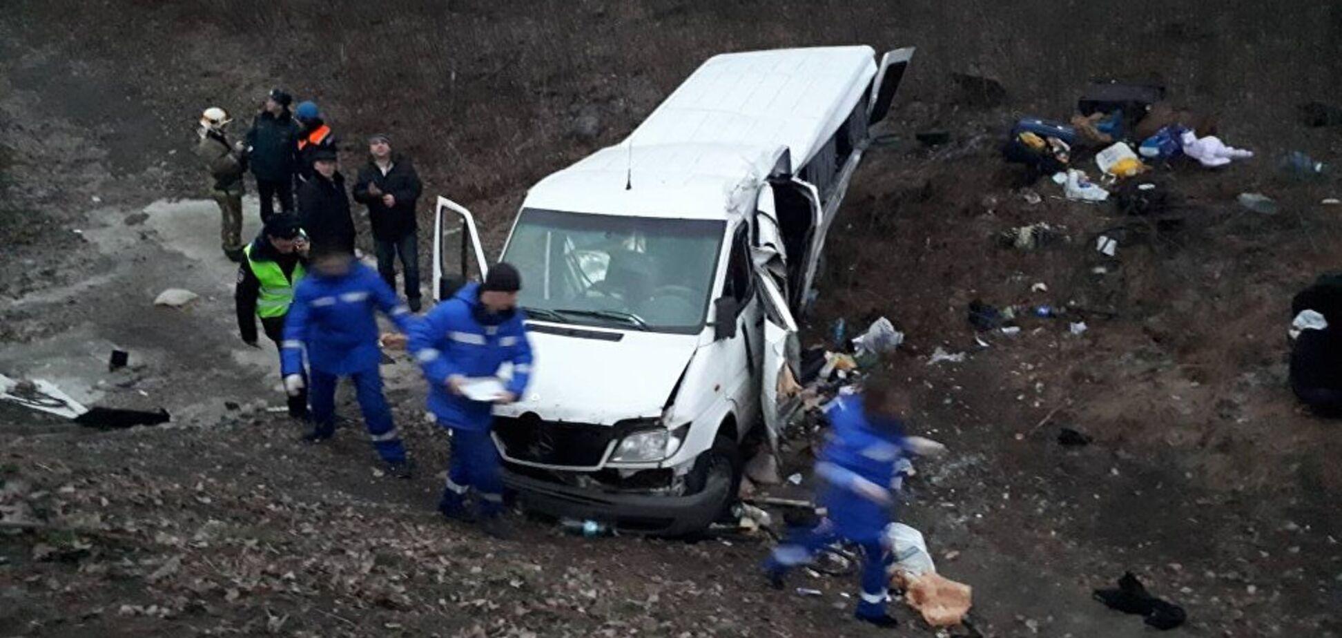 У Росії сталася смертельна ДТП з українцями: в мережу потрапило відео