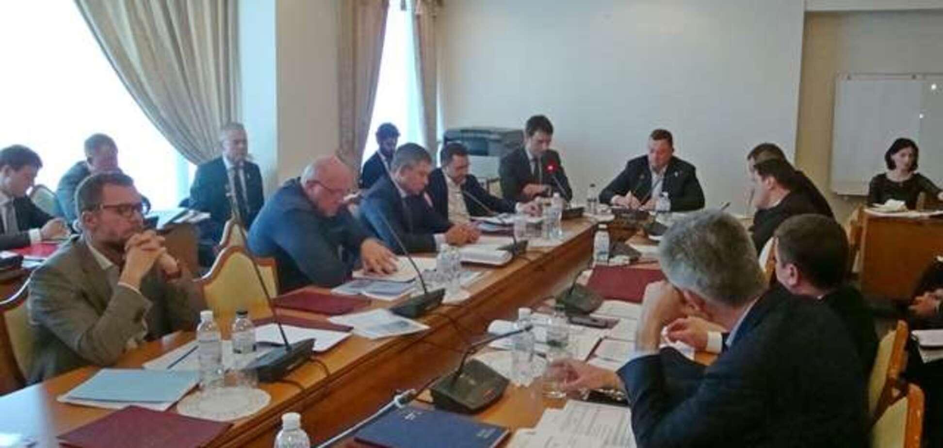 Комитет ВРУ по вопросам транспорта отчитался о проделанной работе за год