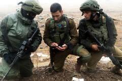 Новые технологии израильской армии