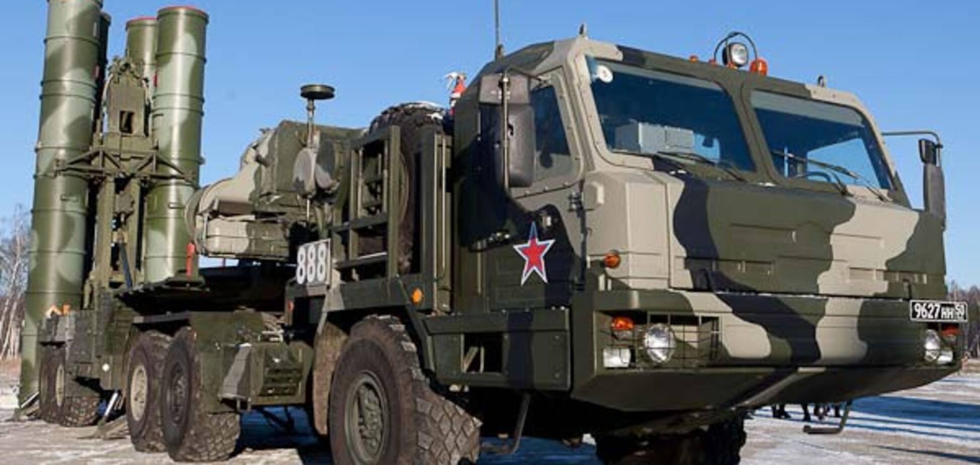 Россия перебросила в Крым мощнейший ракетный комплекс
