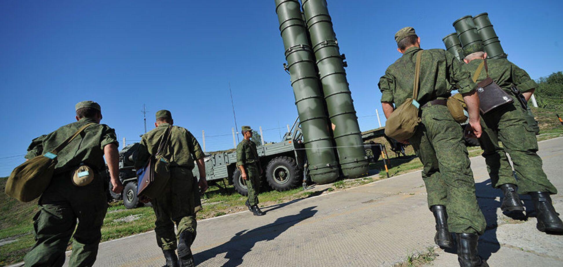 'Несет угрозу': в Украине пояснили переброску ракетного комплекса РФ в Крым