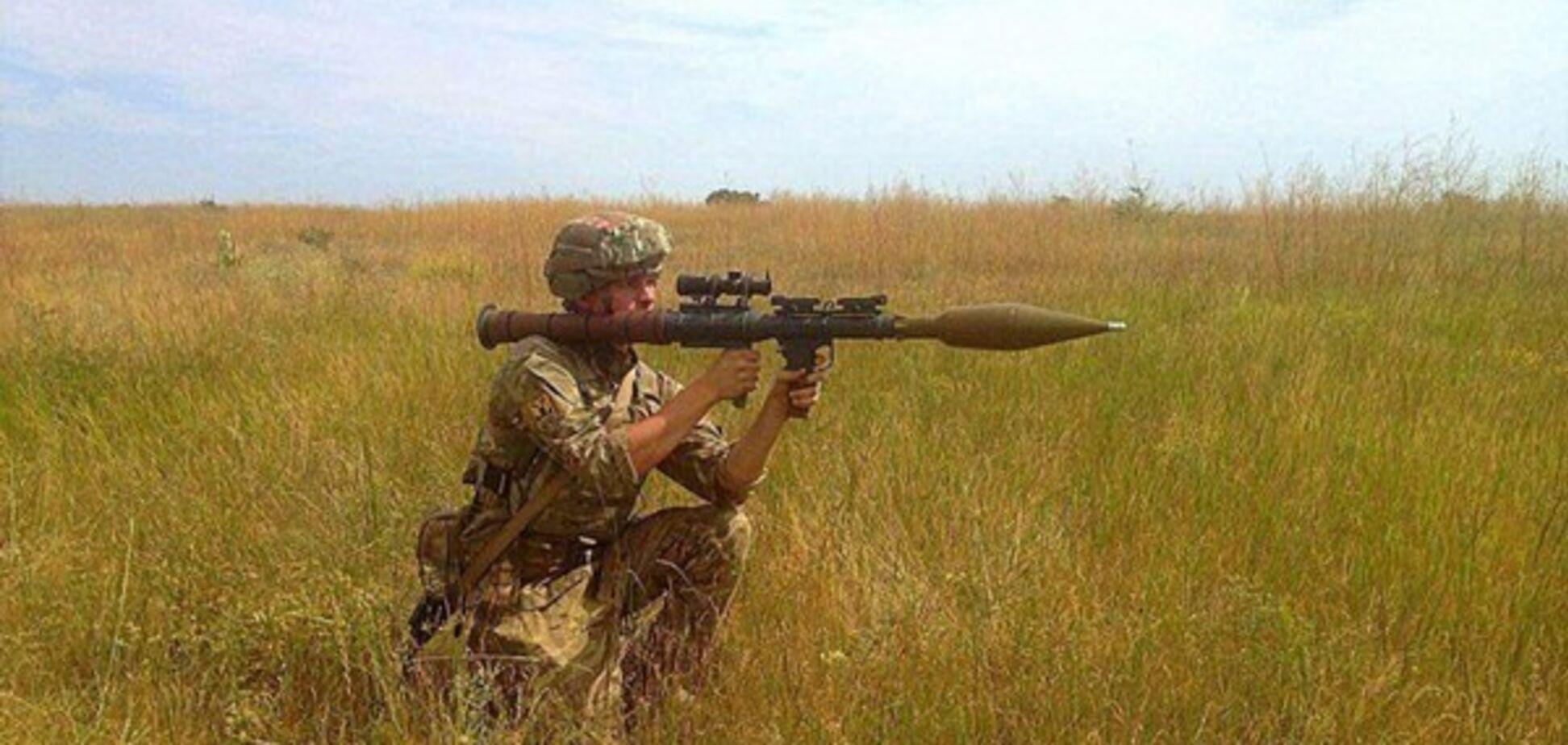 Оружие США пропало в Украине: 'Азов' удалил скандальные фото