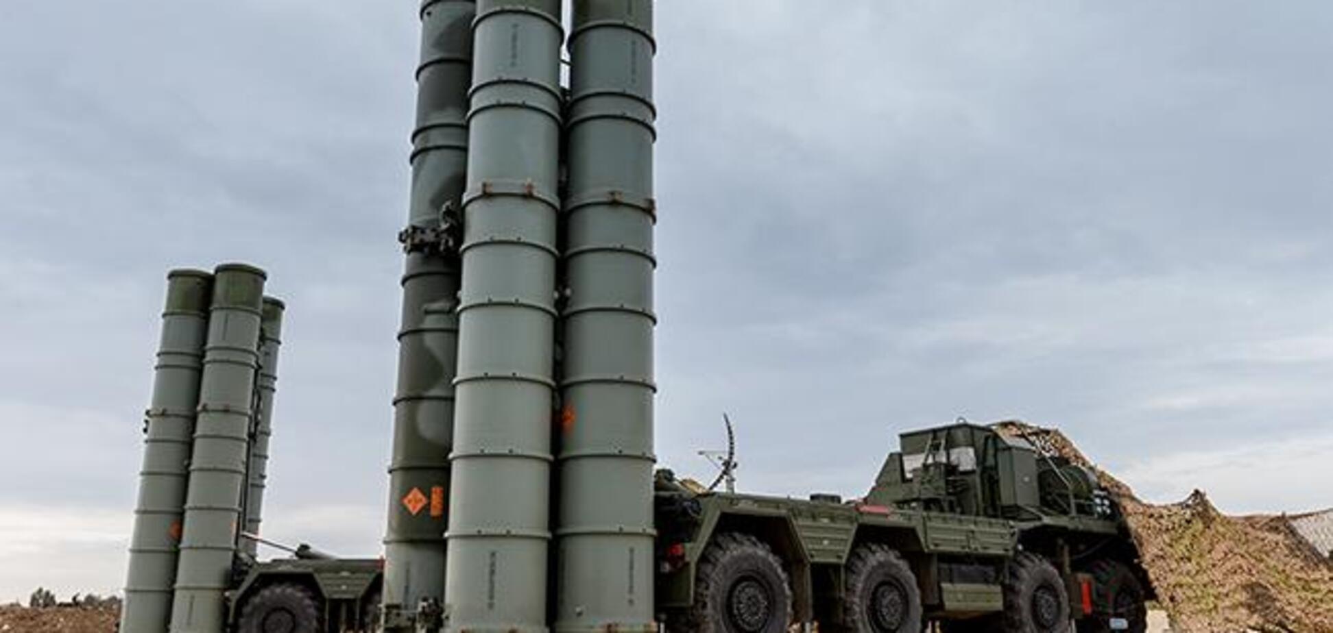 С-400 у Криму: російський удар на випередження