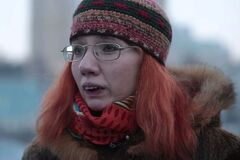 'Бухали і плакали': опальна поетеса розкаялася за участь у Євромайдані