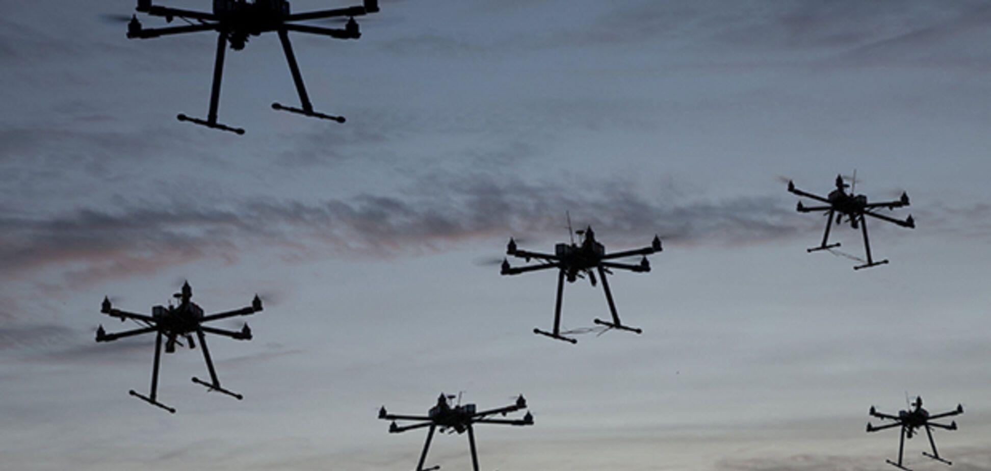 Атака дронів