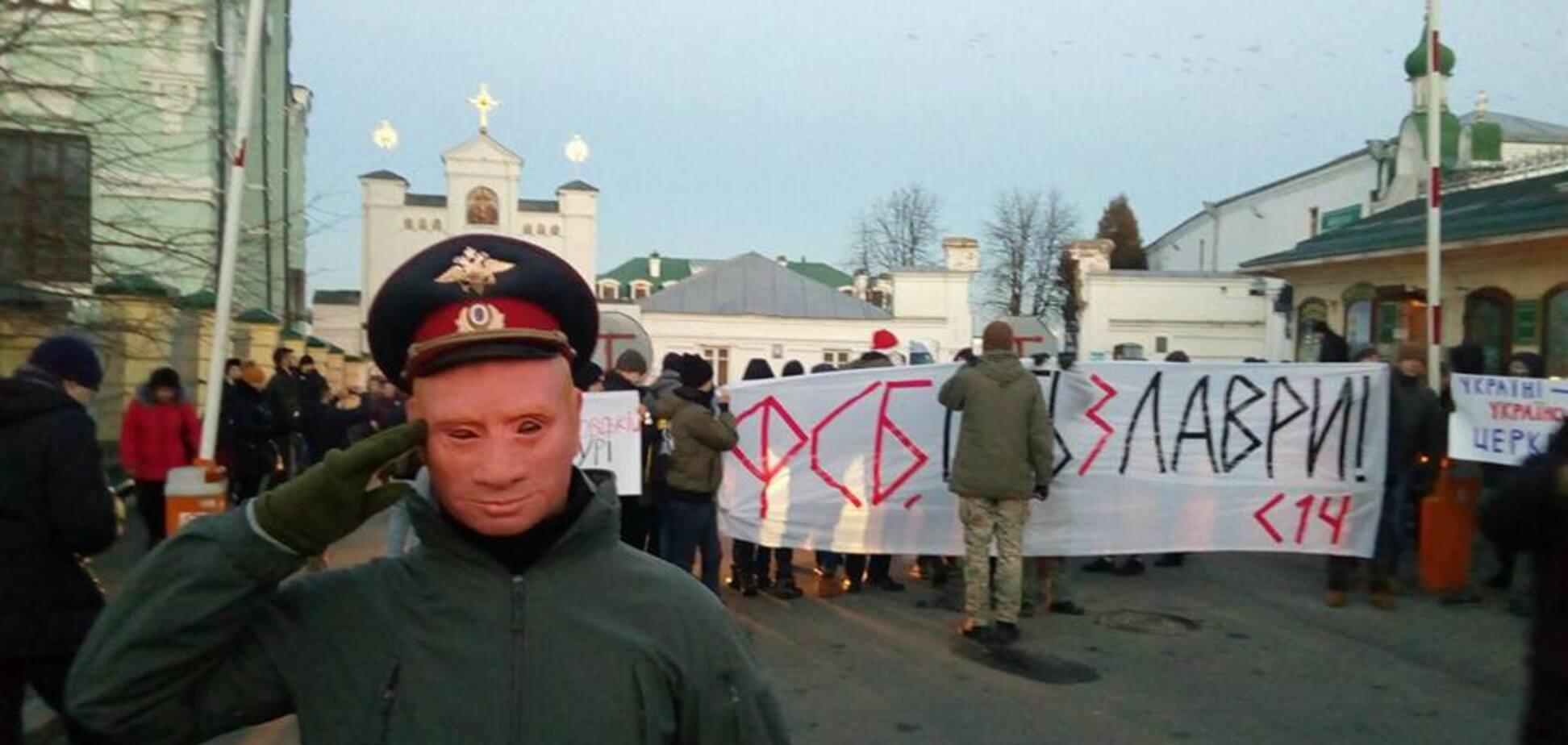 Путин, введи войска в Киев? Митрополит УПЦ МП предупредил об опасности