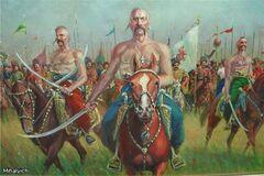 Українські міфи: скачіть собі голяка у секції козацького 'Спасу'