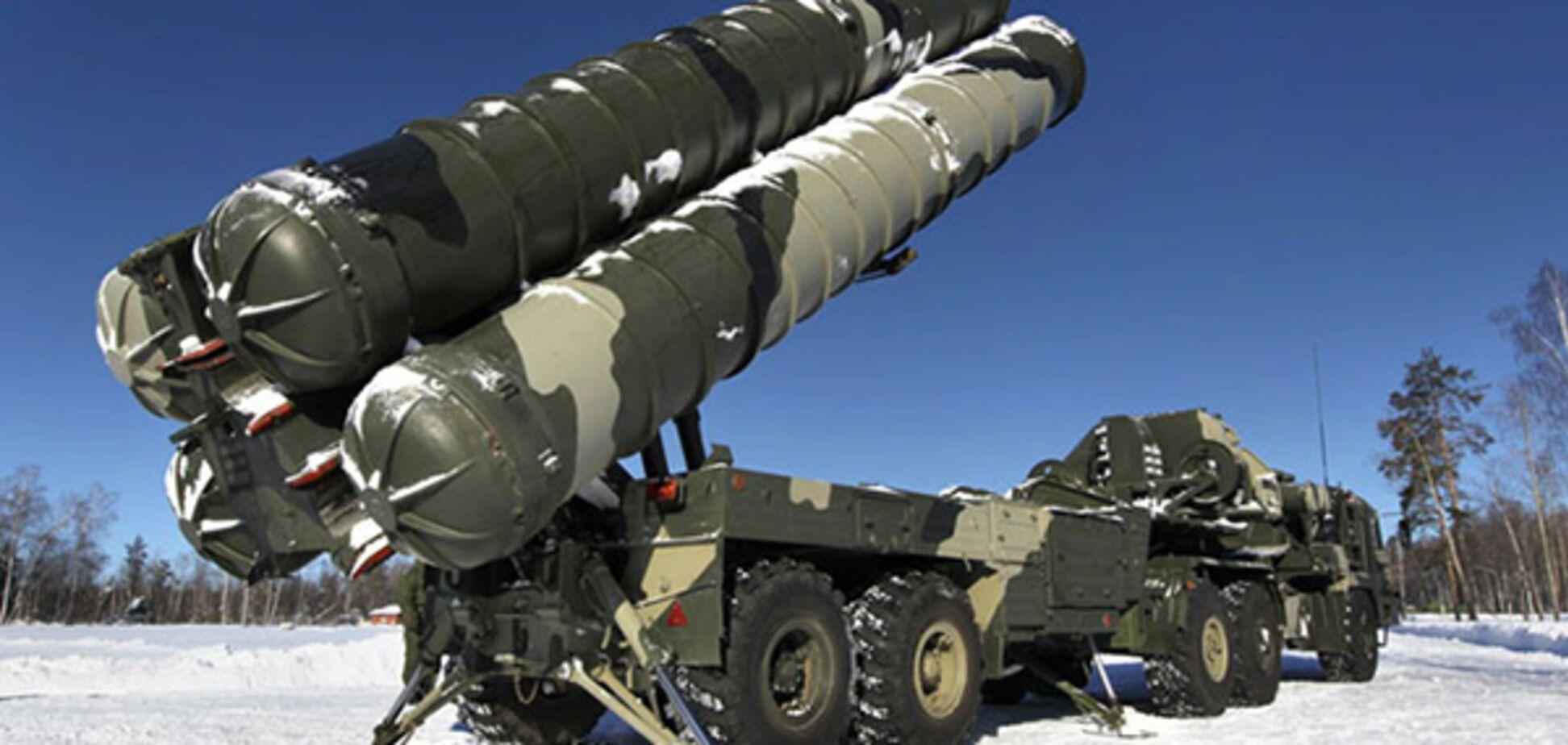 Российский С-400 в Крыму: Украину предупредили о нависшей угрозе