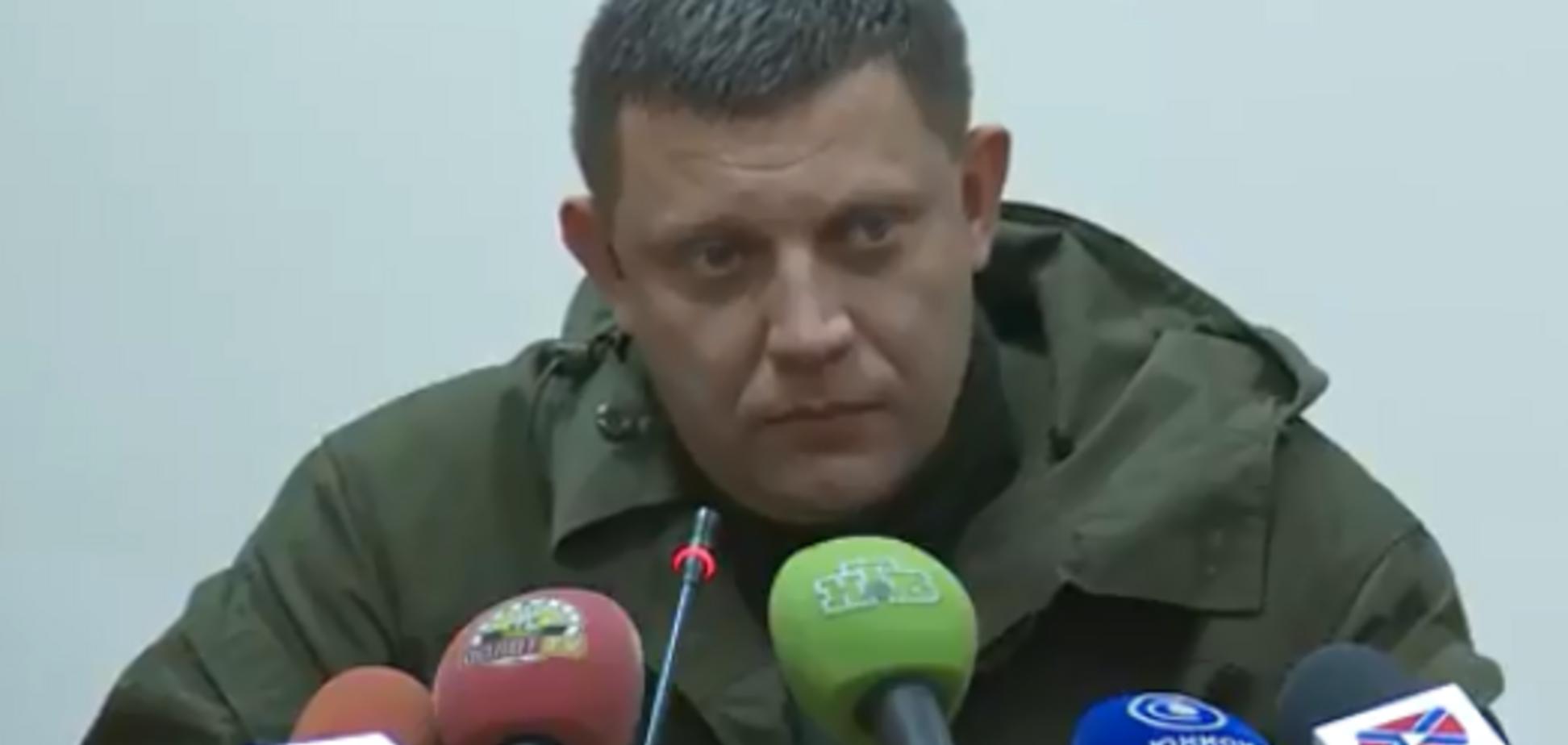 Эта война - последняя: главарь 'ДНР' разразился угрозами в адрес Украины