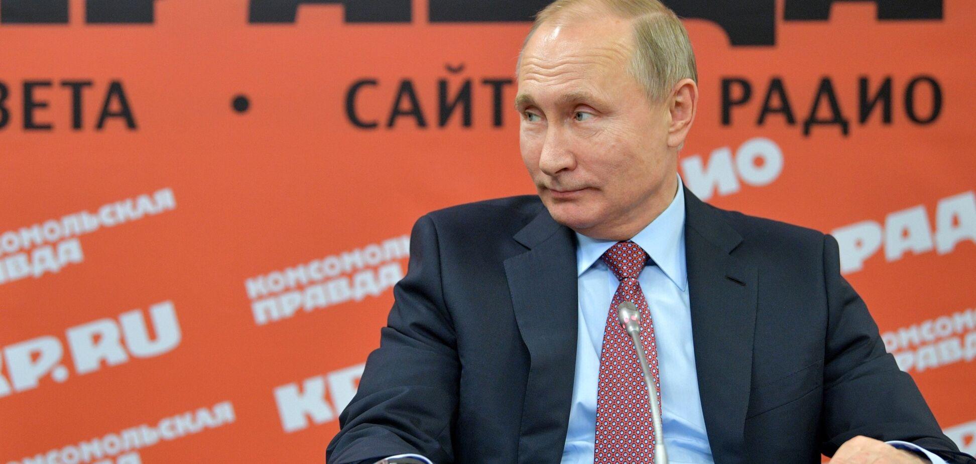 'Готові передати': Путін зробив Україні пропозицію щодо військової техніки з Криму