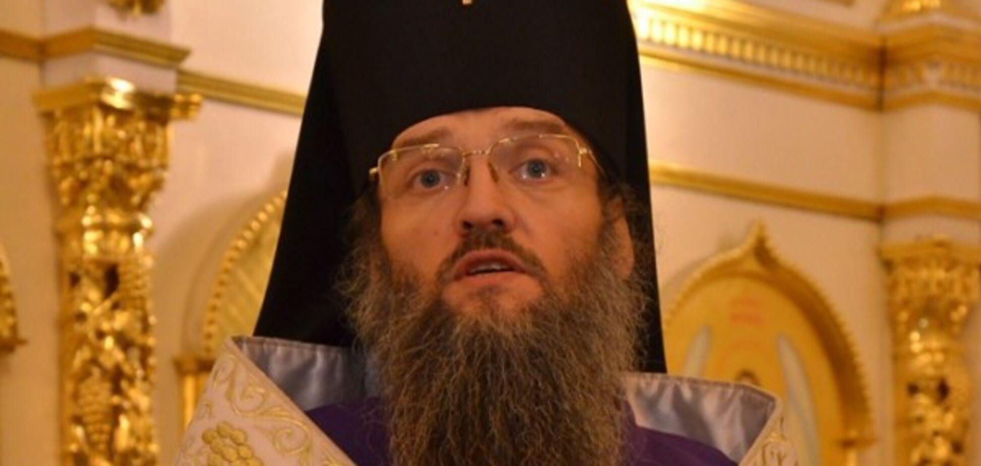 Запорожский священник УПЦ МП Евгений Молчанов