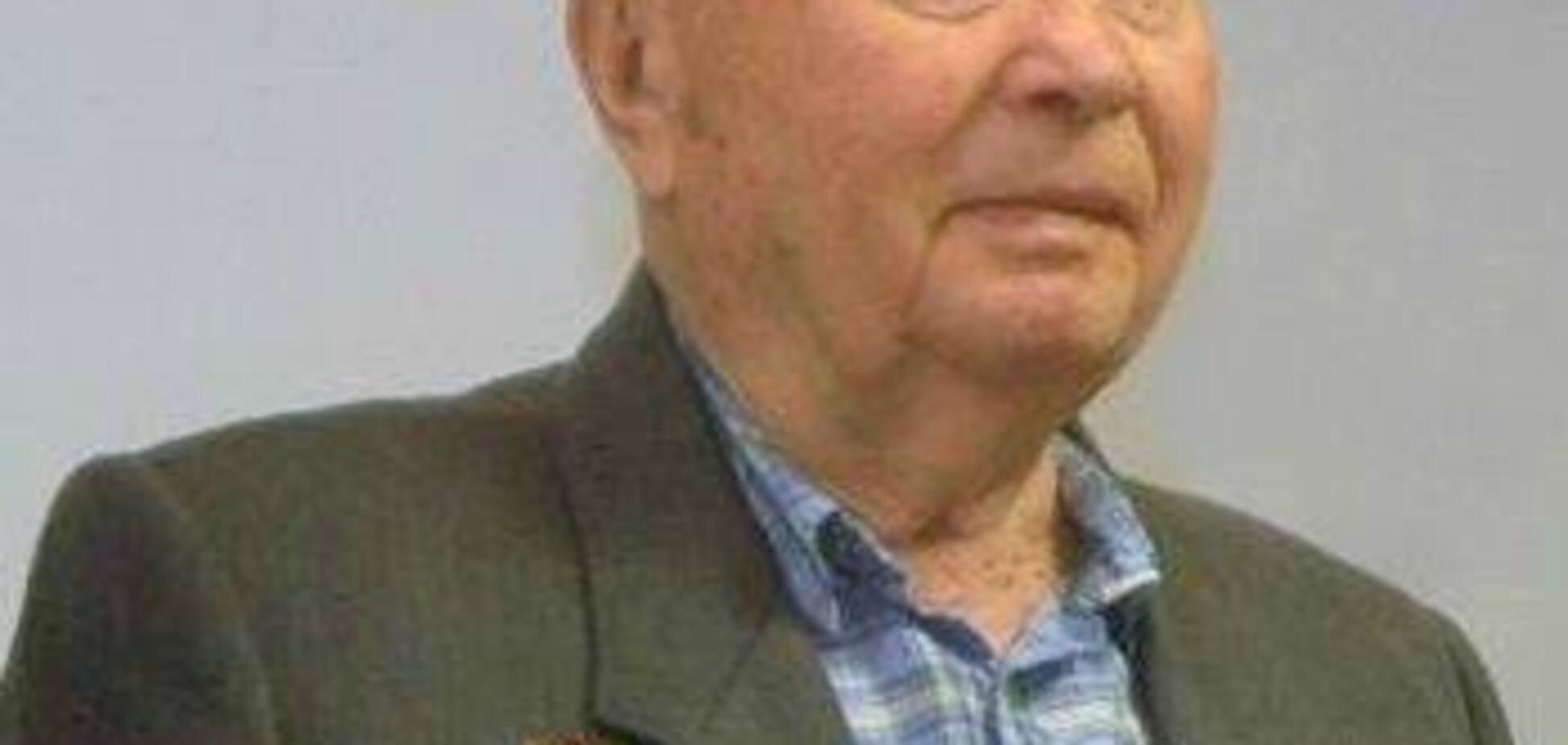 У Києві помер останній герой повстання в таборі смерті Собібор
