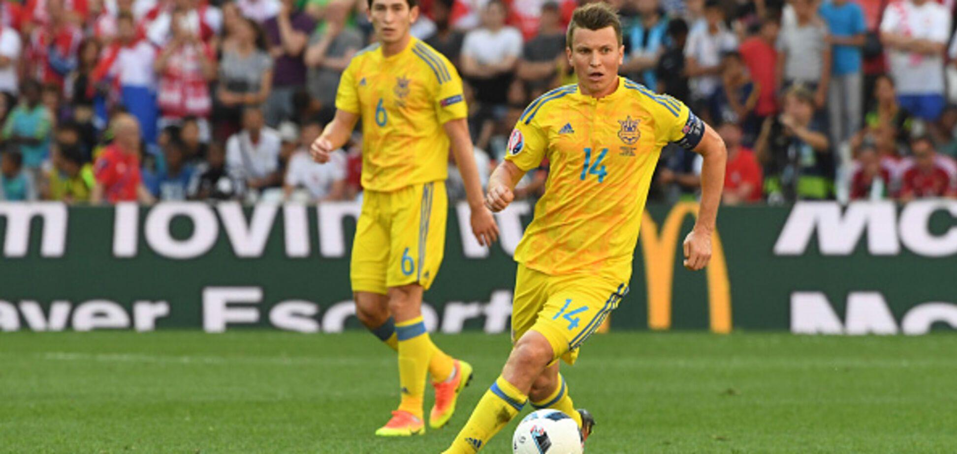 Офіційно: 'Динамо' оголосило про трансфер капітана збірної України