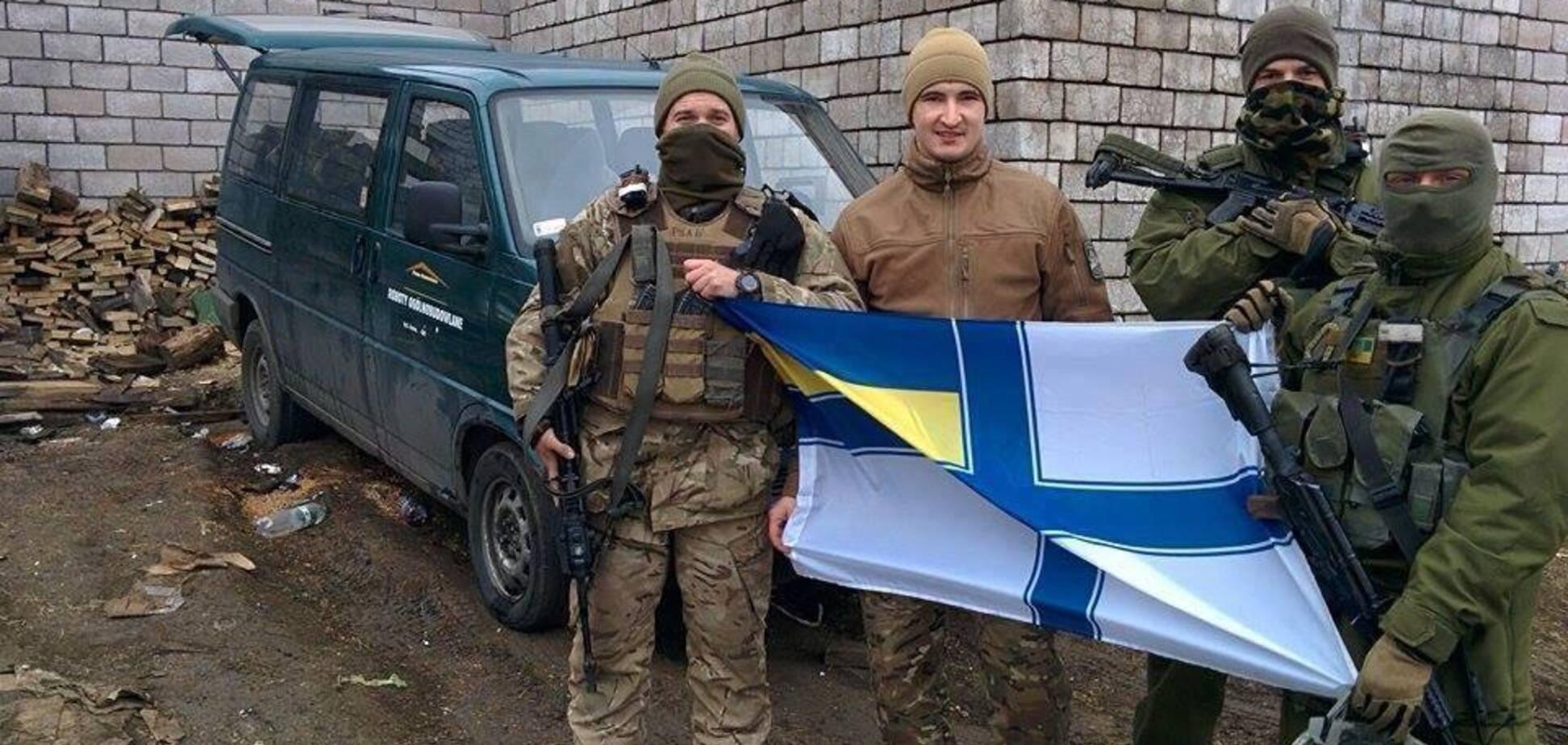 'Помогают московские': крымский ультрас рассказал о поддержке воинов АТО