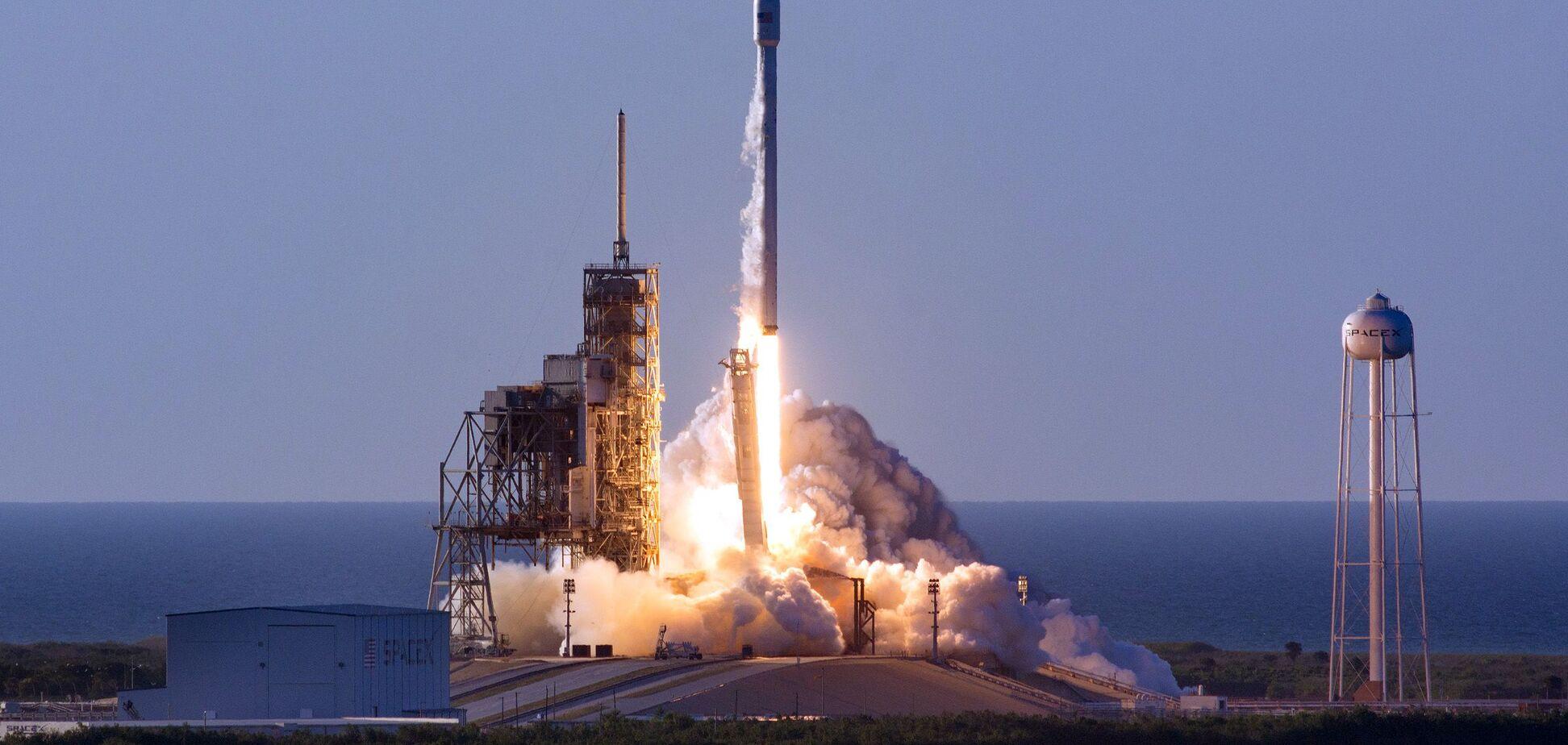 Компании SpaceX Илона Маска потребовалась срочная помощь Украины