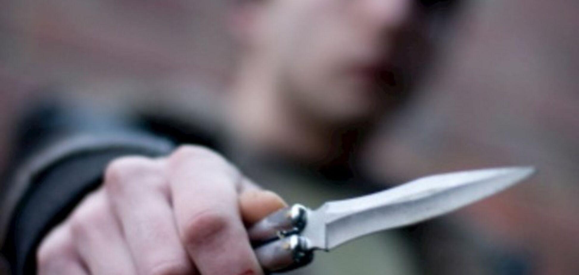 Били ножом в грудь: в Киеве произошли зверские разборки