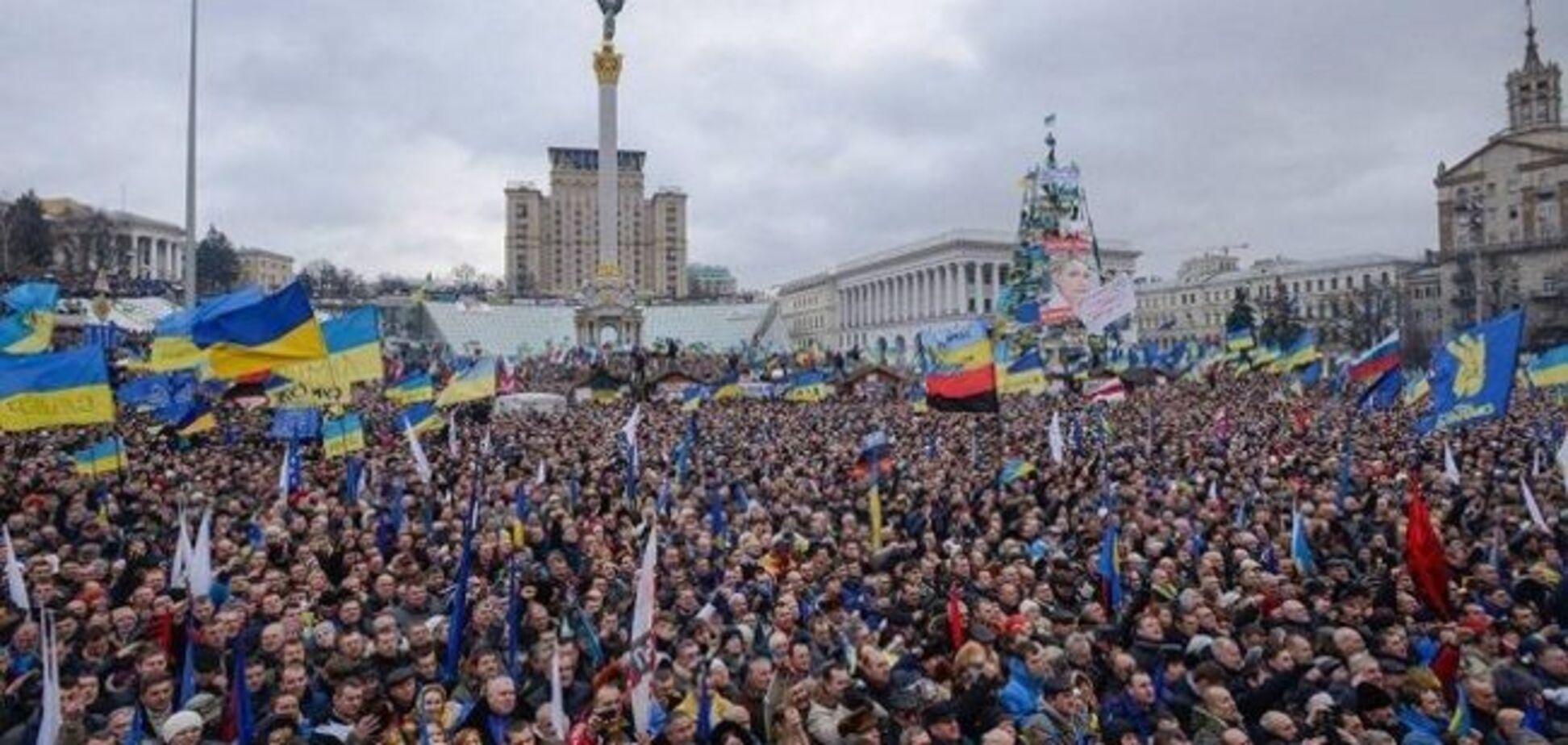'Крым уплыл': журналист остро высмеял скандал вокруг революции в Украине