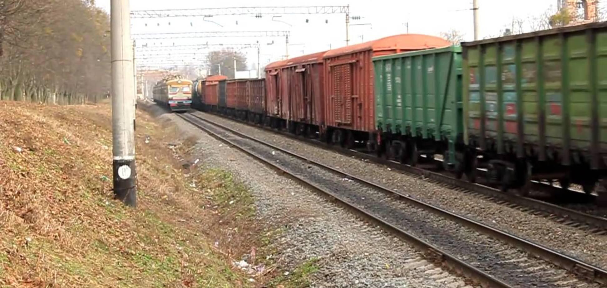 У Росії знайшли замінований потяг із 'ДНР'