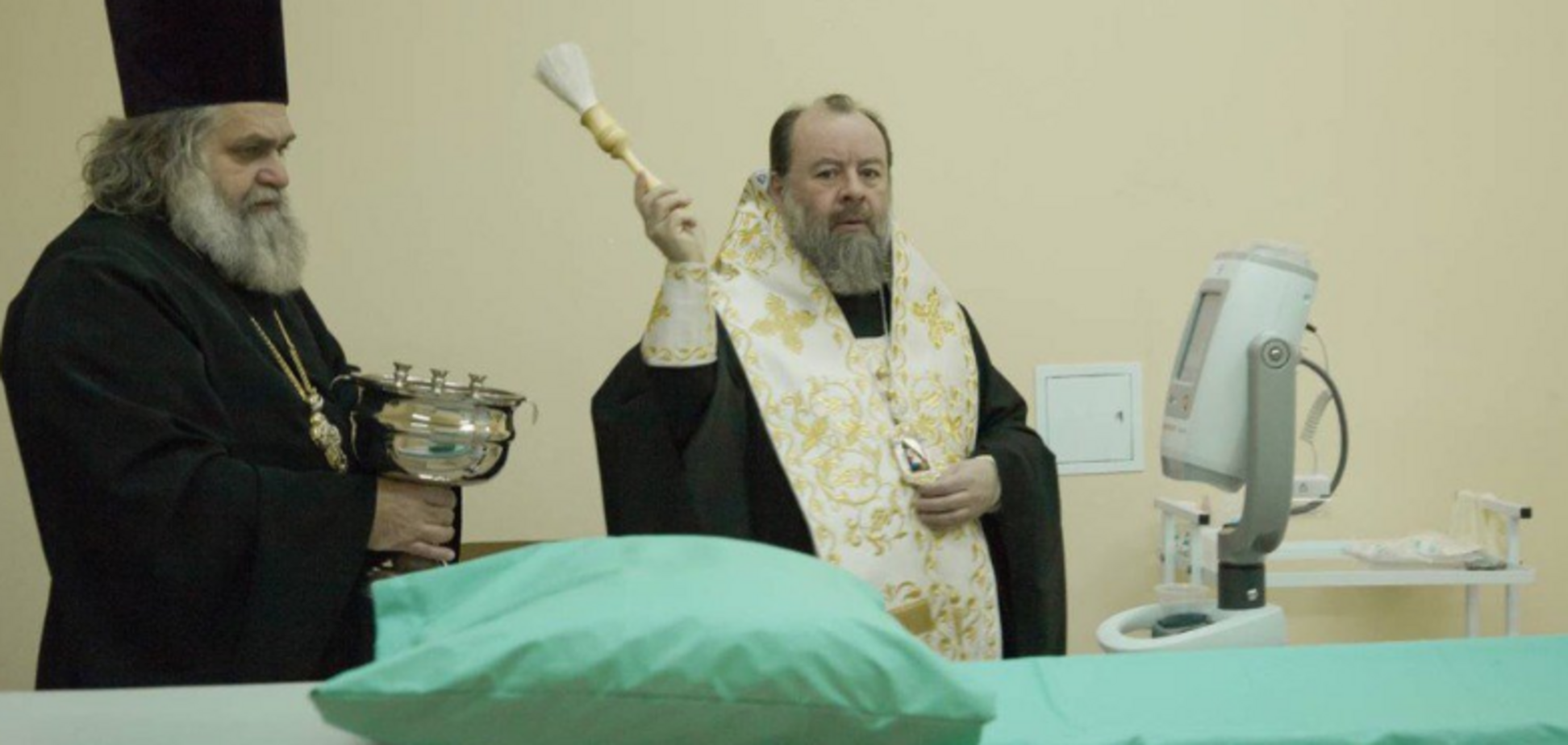 Священник УПЦ МП опять пригодился террористам 'ЛНР'