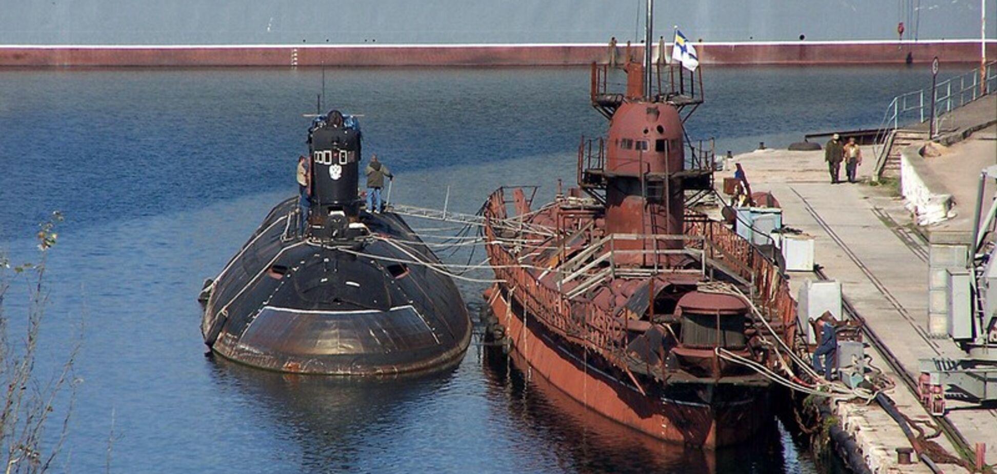 Украинский флот в Крыму