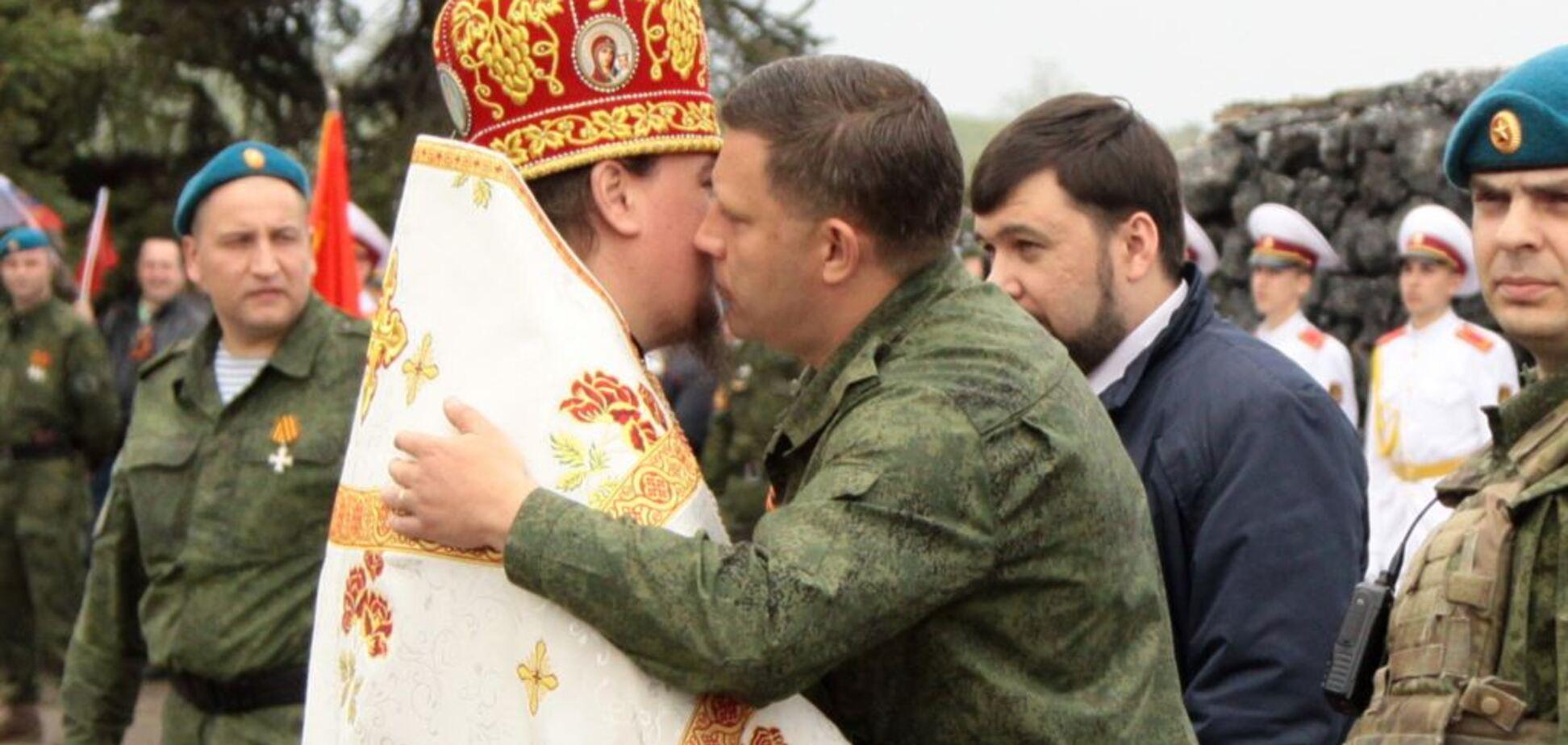 'Кадыровцы в храме': появился новый факт помощи УПЦ МП террористам на Донбассе