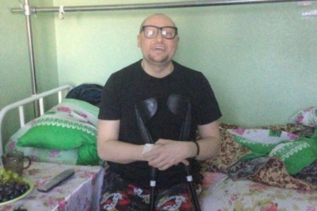 Выл белугой: запрещенный в Украине российский певец перенес тяжелую операцию