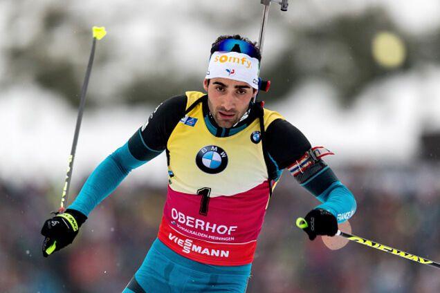 Лучший биатлонист России поплатился за наглость в масс-старте на Кубке мира